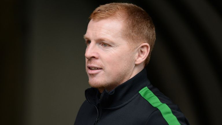 Neil Lennon: The Celtic boss is hoping to scout players at this summer's World Cup.