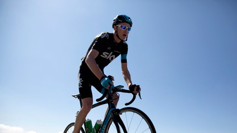 Chris Froome is the defending champion and race favourite