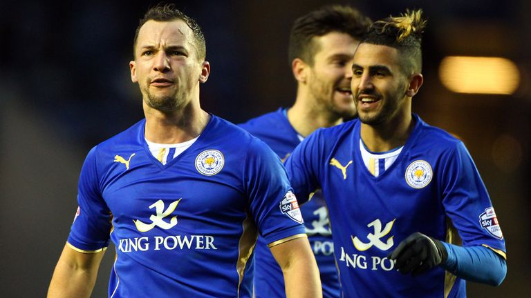 Danny Drinkwater: Bagged a dramatic equaliser
