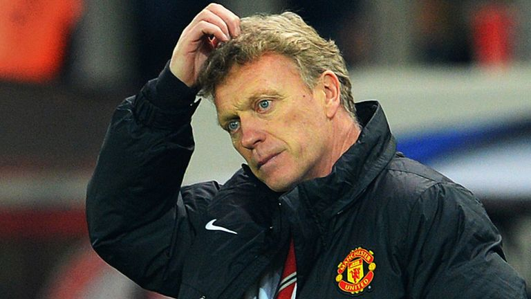 David Moyes: Manchester United manager has endured a tough season