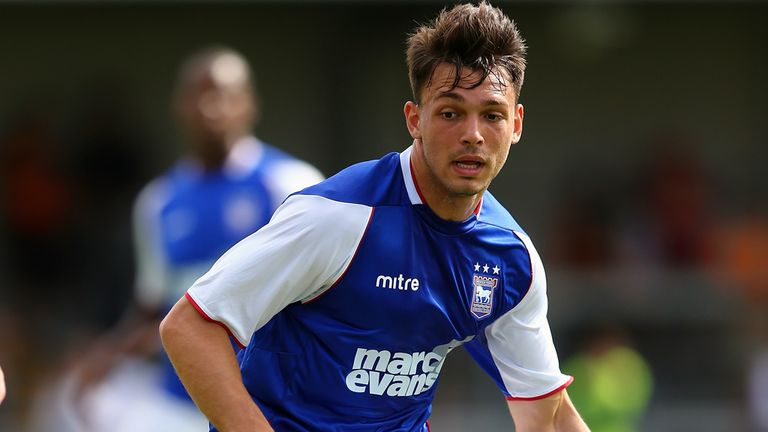 Freddie Veseli: Port Vale loan move for Ipswich defender