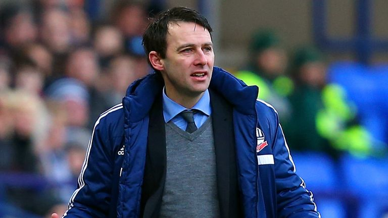 Dougie Freedman: Working hard to make Bolton better