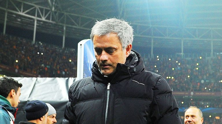Jose Mourinho: Expecting a difficult second leg against Galatasaray