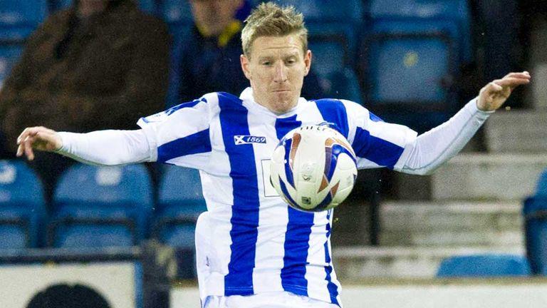 Michael Gardyne: Confident of avoiding play-off