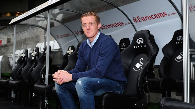 Garry Monk: Preparing for first game as Swansea boss