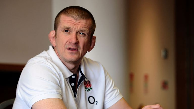 Graham Rowntree: Wary of Brian O'Driscoll factor