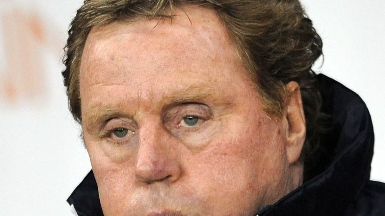 Redknapp: has seen his QPR squad struggle in their past two outings