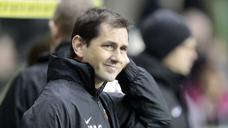 Jackie McNamara: Dundee United boss has some important games to look forward to