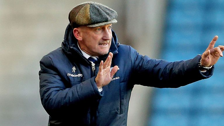Ian Holloway: Frustrated with Bolton's style of play