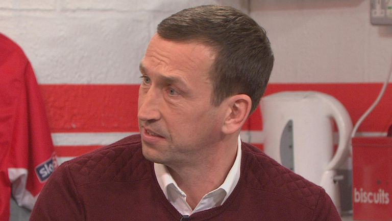 Justin Edinburgh: Hands deal to trialist Byrne