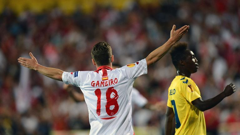 Kevin Gameiro: Scored Sevilla's winner