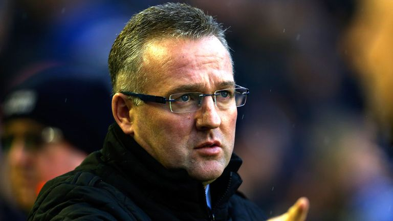 Paul Lambert: Still happy with Villa's points tally