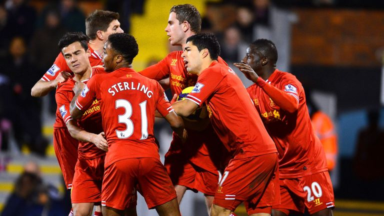 Liverpool: Now third favourites after late winner at Fulham