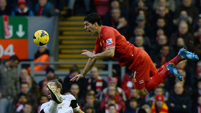 Luis Suarez: Still scoring for Liverpool