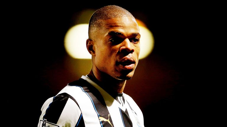 Loic Remy: On loan at Newcastle from QPR