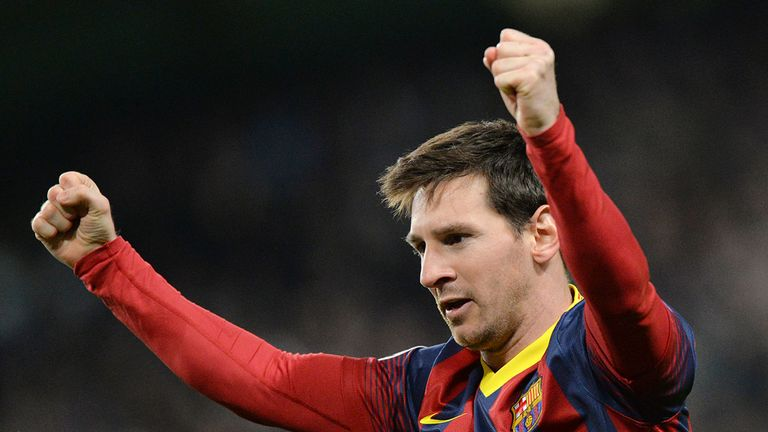 Lionel Messi: Grateful to the Barcelona academy