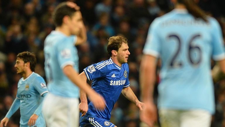Chelsea produced a tactical masterclass to beat Man City 1-0 at the Etihad back in February 2014