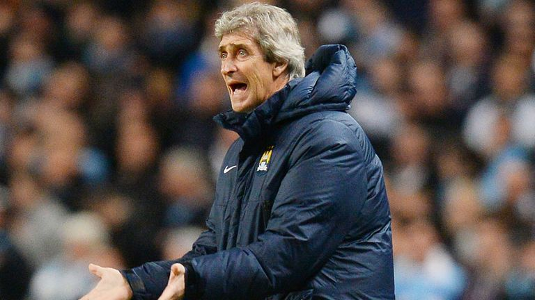Manuel Pellegrini: Charged by UEFA