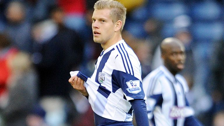 Matej Vydra: Hoping to see more game time at West Brom