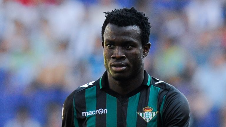 Nosa Igiebor: Attracting interest from England