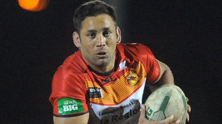 Olivier Elima: New two-year deal with Catalan Dragons