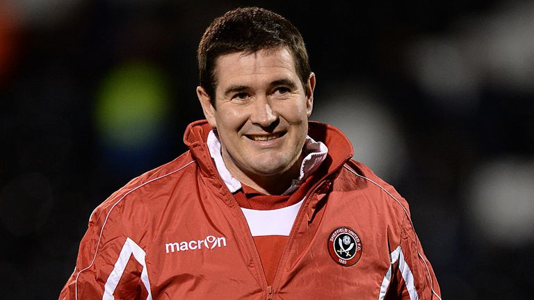 Nigel Clough: Sheffield United boss eyeing a move for Livingston's Marc McNulty