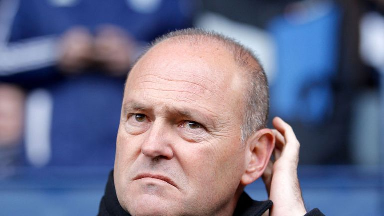 Pepe Mel: Doubts over his future at West Brom