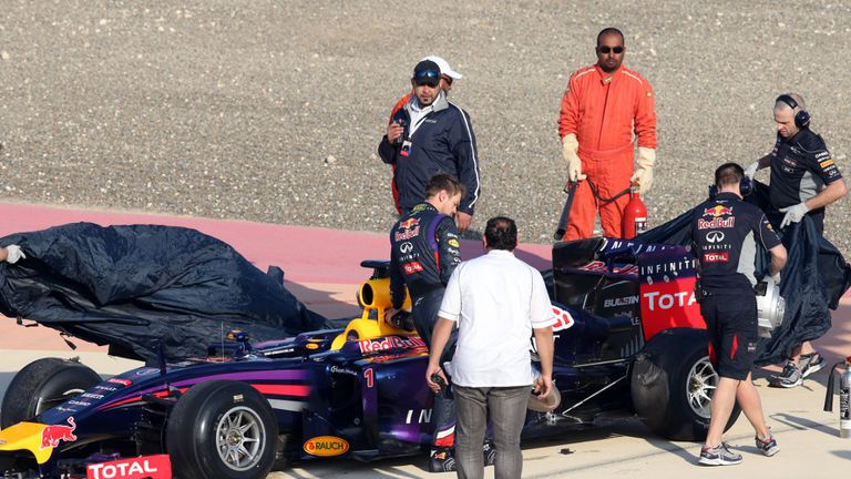 Red Bull will look to fix their troublesome new charger