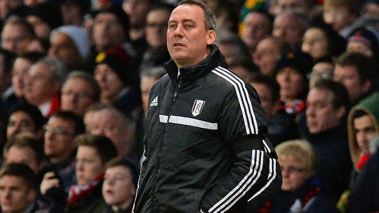 Rene Meulensteen: Fulham manager backs Liverpool to win Premier League