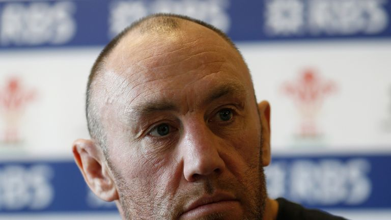 Robin McBryde: Ready for an England backlash