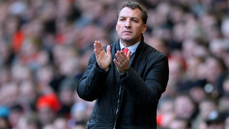 Brendan Rodgers: Planning to pick a strong team