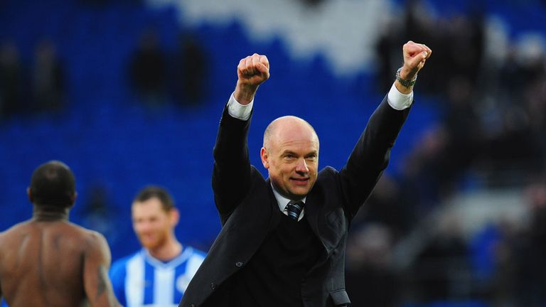 Uwe Rosler: Saw his Wigan side beat Cardiff