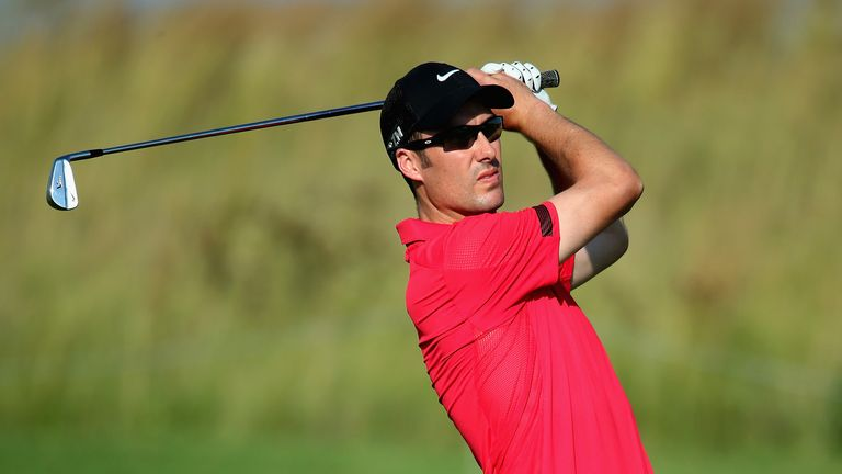 Ross Fisher: Bogey-free on Friday
