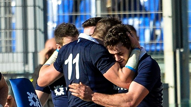 Alex Dunbar: Called for consistency from his Scotland team-mates