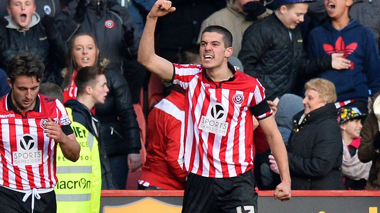 Conor Coady: Scored the only goal of the game at Priestfield