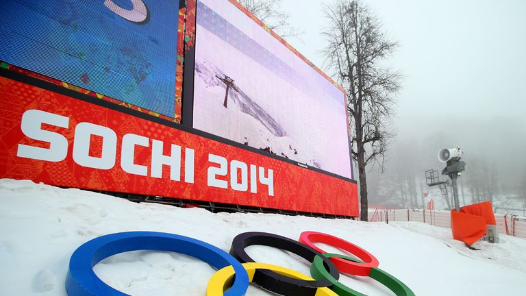 Rodchenkov has alleged widespread malpractice at the Sochi Winter Olympics