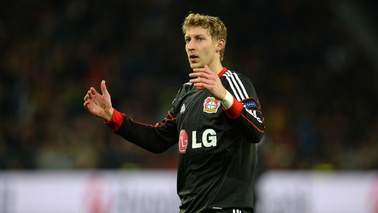 Stefan Kiessling: Hit the opening goal for Leverkusen