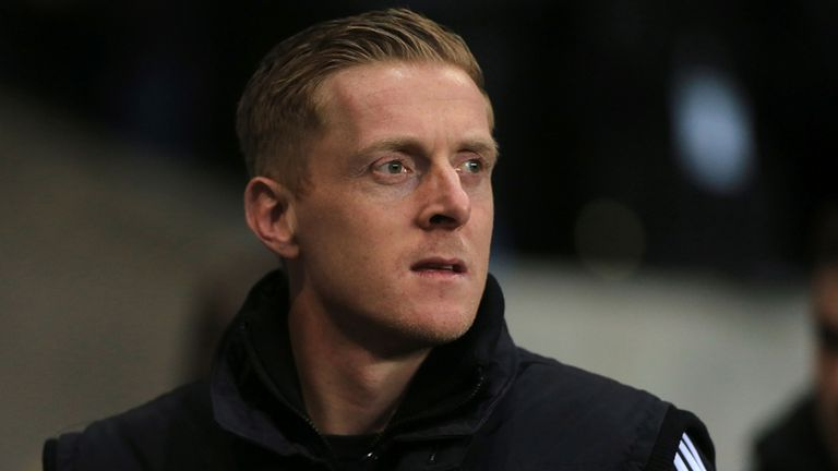 Garry Monk: Has won two of his nine league matches in charge of Swansea