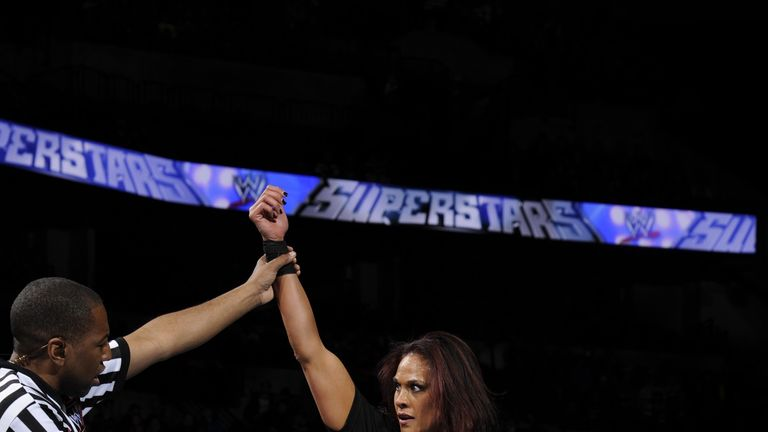 Tamina Snuka has is the No 1 Contender to the Divas Title