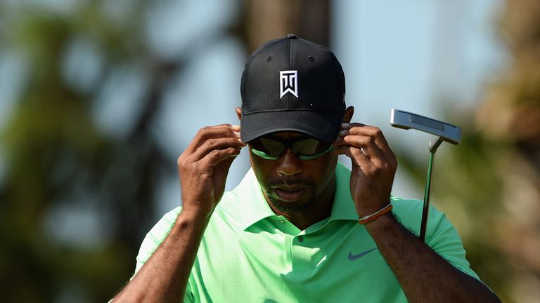 Tiger's return: Ewen is hoping to see Woods back to his best soon