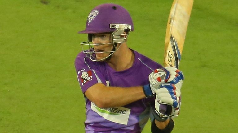 Tim Paine: scored his 65 runs at a strike-rate of 125.00