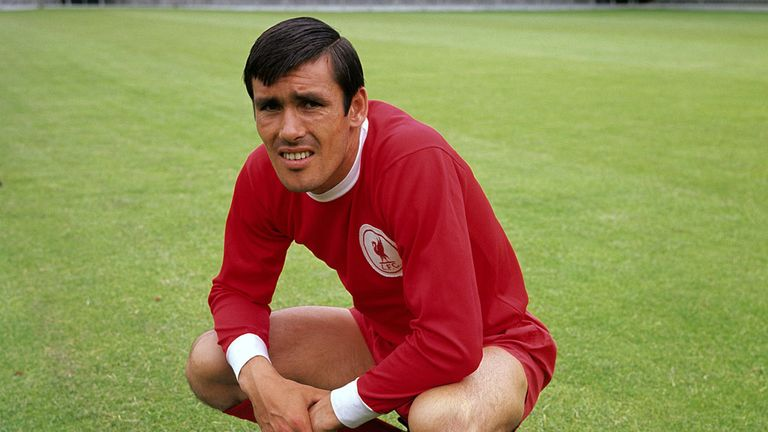 Tony Hateley: Signed by Shankly from Chelsea