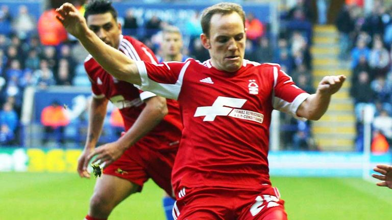 David Vaughan: Nottingham Forest's on-loan midfielder facing three months out