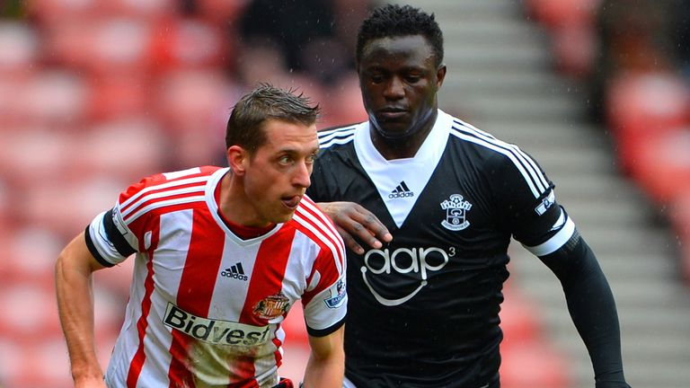 Victor Wanyama: Southampton midfielder has points record in his sights