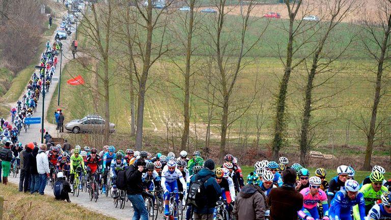 Last year's Omloop Het Nieuwsblad