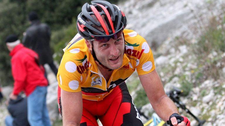 Steve Cummings: The BMC Racing rider suffered broken elbow