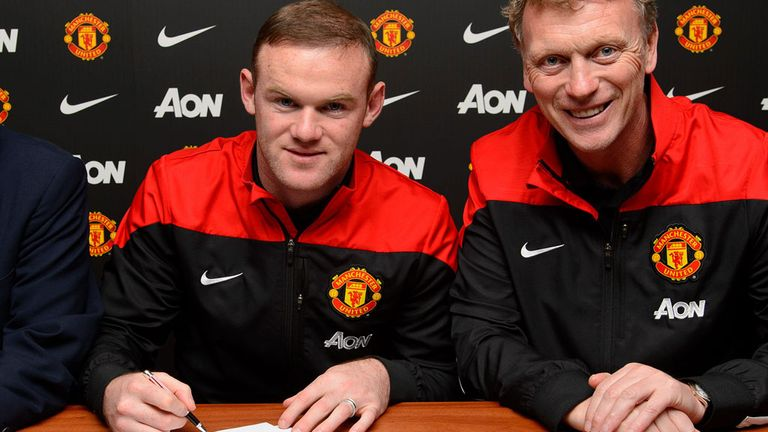 Wayne Rooney: Staying at Old Trafford until June 2019