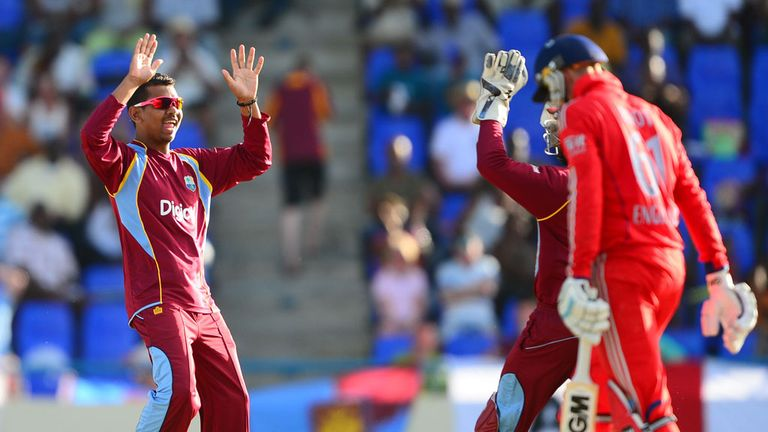 England fell short in their run chase after a very promising start