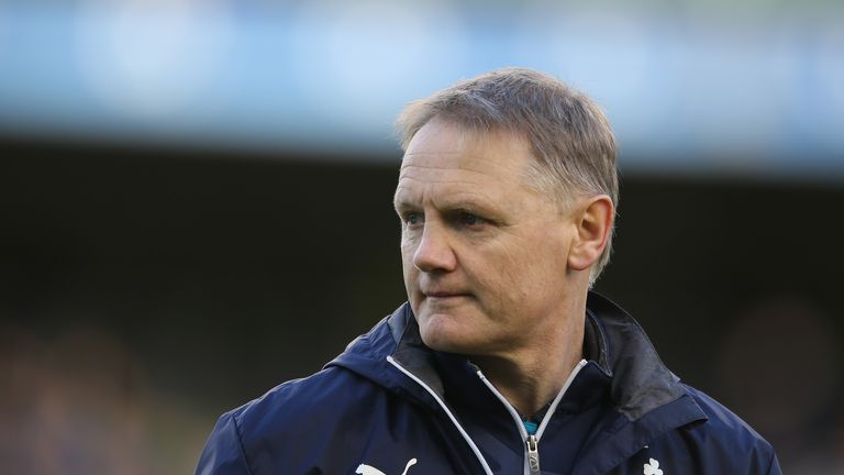 Joe Schmidt: quietly confident on Ireland's Six Nations chances