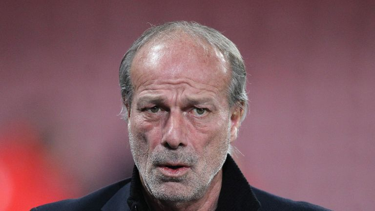 Walter Sabatini: Set to stay at the club until 2017